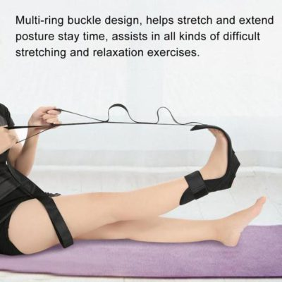 Ligament Stretching Belt-Pain Relief & safety